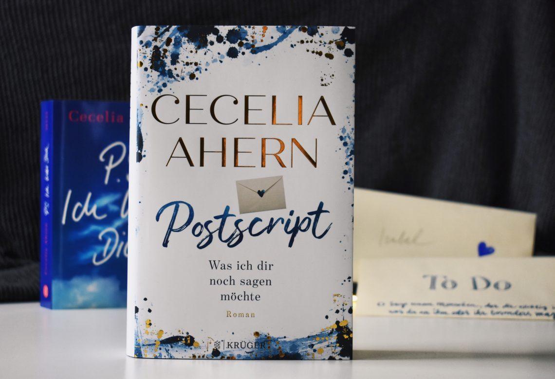 Postscript Cecelia Ahern Isas Bücherblog